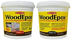 Abatron WoodEpox Epoxy Wood Replacement Compound