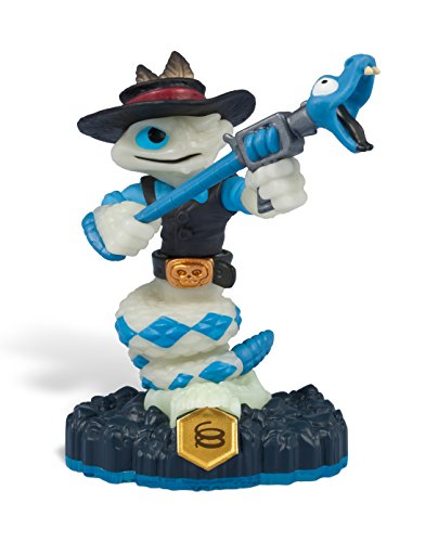 Skylanders SWAP Force: Quickdraw Rattle Shake Character (SWAP-able) (Night Shift Skylanders)
