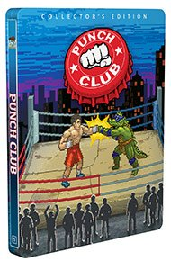 Punch Club Collectors Edition with Steelbook [PC] [Windows XP]