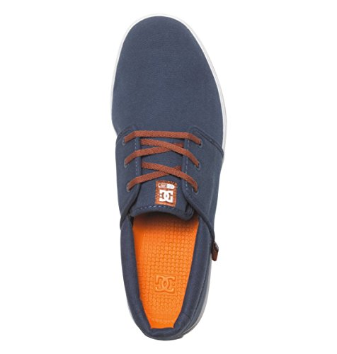 Camel Herren Bleu Chaussures DC de Navy Haven Schuhe Skateboard Homme Shoes vw75POqZ
