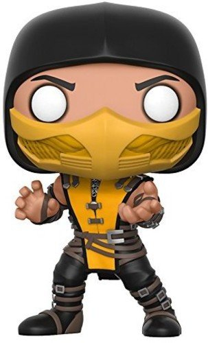 Funko Pop! Mortal Kombat - Escorpion