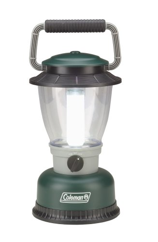 Coleman 8D Family-Size Rugged LED Lantern, Outdoor Stuffs