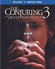 The Conjuring: The Devil Made Me Do It (Blu-ray + Digital)