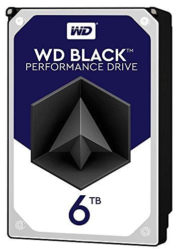 Drive, zwart 3,5 inch Sata 6 GB/S 6 Tb 256 MB, Cache Buffer 256 MB, Drive Interface SATA 6 Gb/s, Drive Size 3,5 inch…