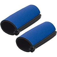 Mango acolchado (Color: Azul) 2unidades–Especialmente handfreundlich, protege contra