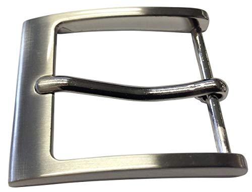 Brazil Lederwaren Gürtelschnalle 3,5 cm | Gürtelschnalle 3,5 cm | Buckle Wechselschließe Gürtelschließe 35mm Massiv | Dorn-Schließe | Für Wechselgürtel 3.5cm