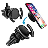 Car Mount 2 Pack Compatible Air Vent Clip Stand for Phone 360° Rotation Expanding Stand Grip Holder GPS Navigation