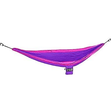 Eagles Nest Outfitters - SingleNest Hammock, Purple/Fuchsia (FFP)