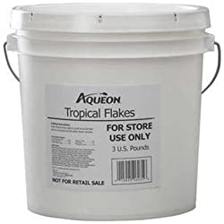 Aqueon Tropical Flakes Fish Food, 3-Pounds