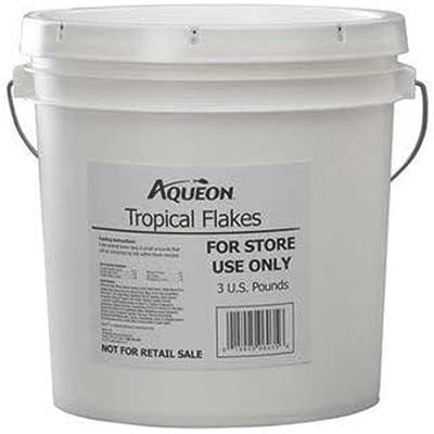 Click for Aqueon 100106035 Tropical Flakes, 3-Pounds