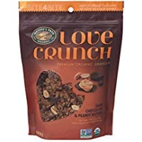 Nature's Path 6-Pack of 11.5 Ounce Organic Love Crunch Premium Granola