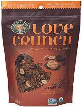 Nature's Path 6-Pack of 11.5 Ounce Organic Love Crunch Premium Granola