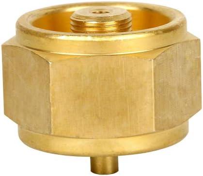 APG Adaptador de Repuesto de propano para Tanque de Gas Mapp ...