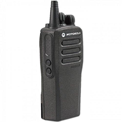 CP200D AAH01QDC9JA2AN Original Motorola Analog & Digital UHF 403-470 MHz Portable Two-way Radio 16 Channels, 4 Watts - Original Package - 2 Year Warranty … by Motorola