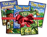 Life at the Pond 5-Pack DVD Bundle - Teach Your Kids Biblical Values, Virtues, and Character: Love Your Enemies, Faith, Responsibility and Priority