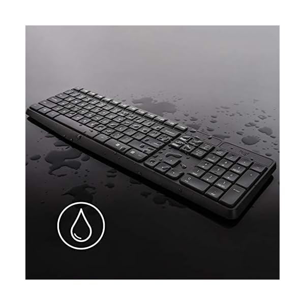Logitech MK235 Wireless Keyboard and Mouse Combo india 2020