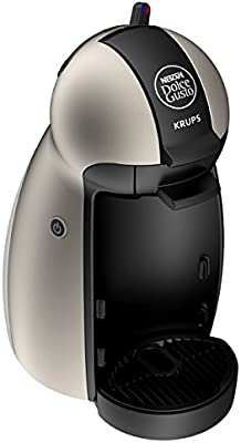 Nescafe Dolce Gusto Piccolo Titanium Multi Beverage Coffee Machine ...