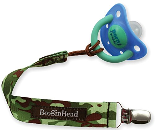 Booginhead PaciGrip Pacifier Holder with BONUS Microwave