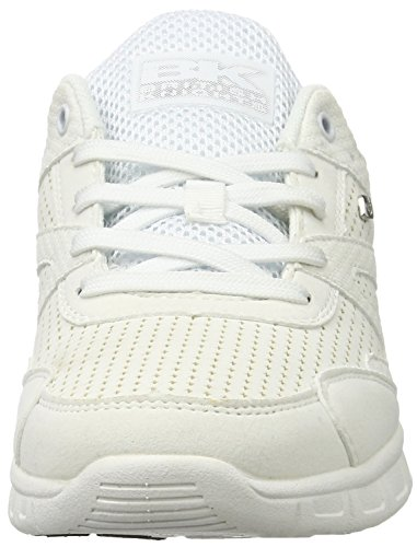 Femme Demon Knights British White Baskets wUS6qR