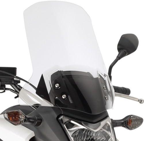 NC 750 X NC 750 X DCT 2014 2015 /écran KAPPA couleur transparente 16,5 cm plus haut que loriginal /Écran haut HONDA NC 700 X 2012 2013