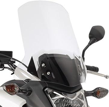 NC 750 X /Écran haut HONDA NC 700 X 2012 2013 NC 750 X DCT 2014 2015 /écran KAPPA couleur transparente 16,5 cm plus haut que loriginal