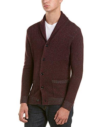 Wool & Cashmere Blend Cardigan - 8