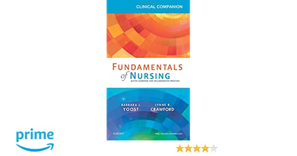 Amazon barbara l yoost books biography blog audiobooks kindle clinical companion for fundamentals of nursing active learning for collaborative practice 1e fandeluxe Gallery