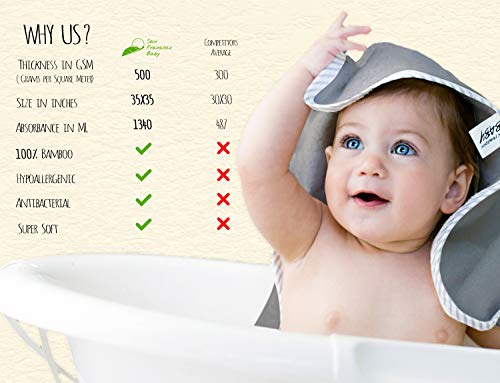 Large Baby Towel