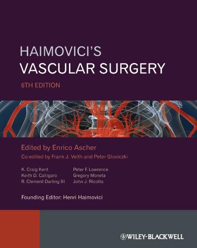 Download Haimovici's Vascular Surgery Pdf