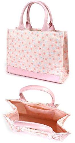 Borsa a mano serie Sanrio My Melody Nastro Dream Design alla moda per adulti rosa 266159