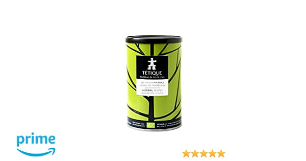 Infusión de Hojas de Frambuesa BIO, lata de 50g: Amazon.es: Alimentación y bebidas