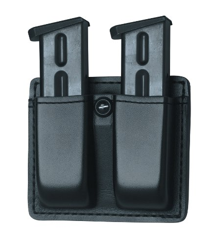 Gould & Goodrich K617-3W Double Magazine Pouch (Black, used for sale  Delivered anywhere in USA