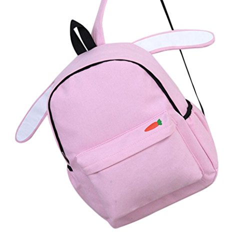 Clearance School Backpack,Rakkiss Women Children Schoolbag Back Pack Leisure Travel Bag Sequins Double Shoulder Bag -
