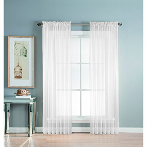 Window Elements Diamond Pocket Curtain product image