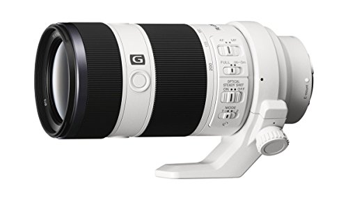 Sony SEL70200G FE 70-200mm F4 G OSS E-Mount Full Frame Interchangeable Lens - International Version (No Warranty)