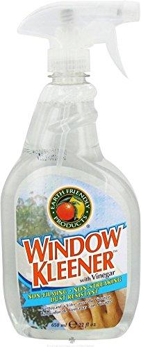 Earth Friendly Products ウィンドウクリーナービネガー 2点 B01JTVHDIW