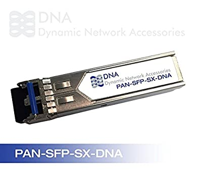 New Palo Alto Compatible PAN-SFP-SX - 1000Base-SX SFP Optic, MMF, LC Connector by Dynamic Network Accessories
