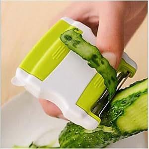 Kitchen Tool Excellent Fruit Vegetable Potato Ceramic Peeler Kitchen Tool Helper New Design