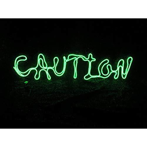 Caution Wdw Sign Lit Bo]()