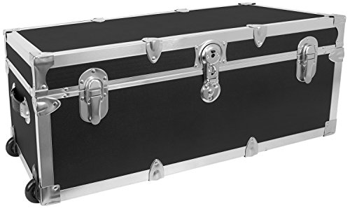 seward-trunk-30-inch-footlocker-with-nickel-trim-black-one-size