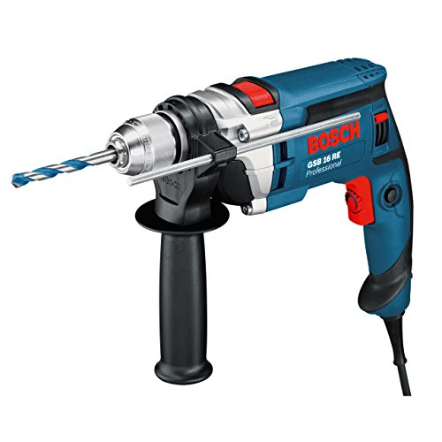 Bosch GSB 16 RE 1/2-inch Variable Speed Impact Drill Kit - 220-Volt