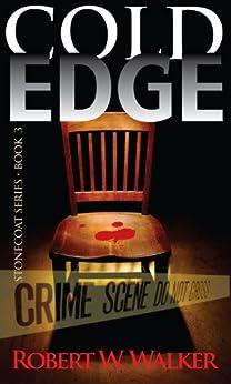 Cold Edge: Cherokee Justice (Edge Series #3) by [Walker, Robert W.]