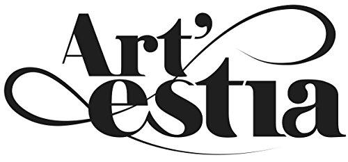 Artestia Wrought Iron Rechaud with Fondue Burner (3 Pieces) by Artestia (Image #1)