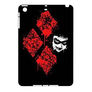 wugdiy Customized Cell Phone Case Cover for iPad Mini with DIY Design Harley Quinn