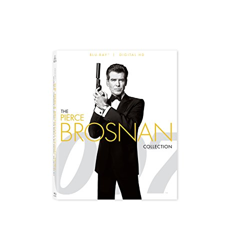 Pierce Collection - The Pierce Brosnan (Collection) [Blu-ray]