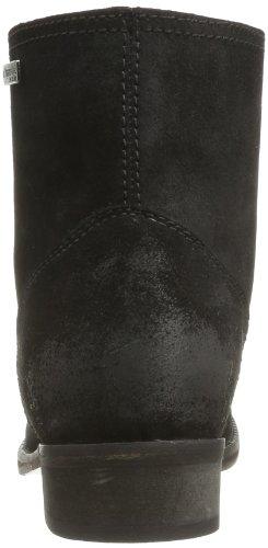Noir Women's par M Tropéziennes Belarbi Lauria Noir Croco Les Boots w7qap0Wn