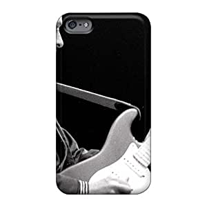 AlissaDubois Iphone 6 Bumper Cell-phone Hard Covers Provide Private Custom Colorful Red Hot Chili Peppers Series [nBO1873vhET]