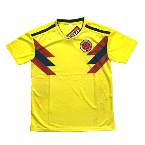 1bc0bcffbe80a Soccer Jersey Colombia - Trainers4Me