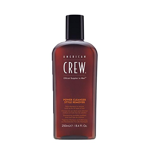 American Crew Power Cleanser Style Remover Shampoo for Unisex, 33.8 Ounce -