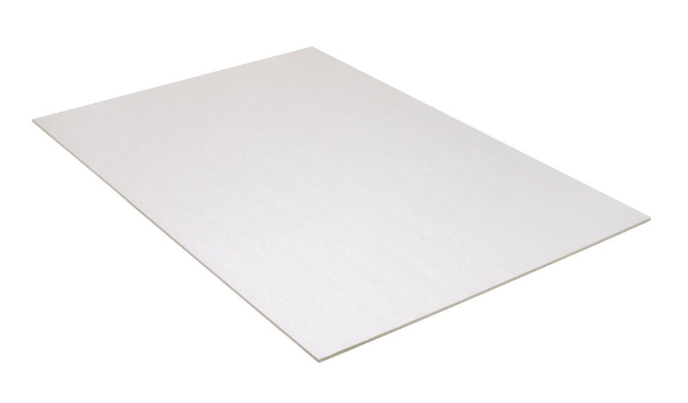 Pacon Foam Board, White, 20'' x 30'', 10 Sheets by PACON